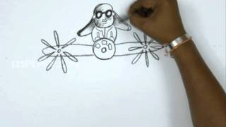 How to Draw a Pilot Girl