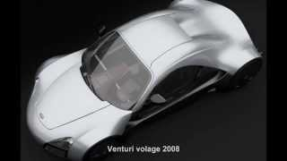 Venturi Volage Concept Car 2008 Videos
