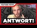 PewDiePie antwortet auf Antisemitismus Vorwurf! | Deutsche Presse über PewDiePie