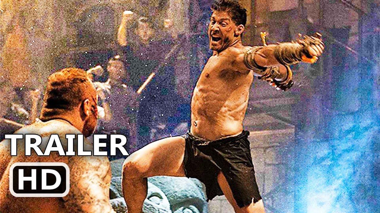 Kickboxer- Retaliation