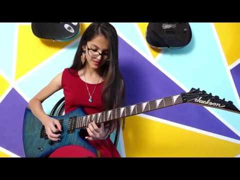 SLASH – ANASTASIA – Guitar Cover By Ruchie Sharma
