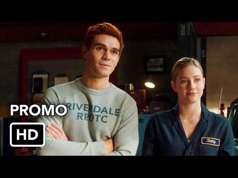 """Riverdale 5x06 Promo """"Back to School"""" (HD) Season 5 Episode 6 Promo"""