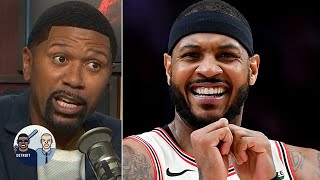 This is why I wanted Carmelo Anthony back in the NBA! – Jalen Rose | Jalen & Jacoby