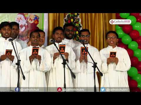 15TH DIOCESAN CAROL SINGING COMPETITION RELIGIOUS INSTITUTIONS CATEGORY@MYSORE, KA, INDIA 01-12-2019