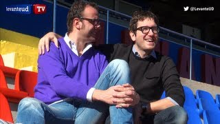 La experiencia granota de Riccardo Trevisani y Marco Cattaneo (SkY Sports Italia)