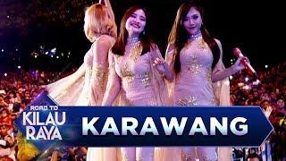 Video Jadi Pengen Goyang! Trio Macan [EDAN TURUN] - Road to Kilau Raya (18/3) download MP3, 3GP, MP4, WEBM, AVI, FLV Oktober 2018