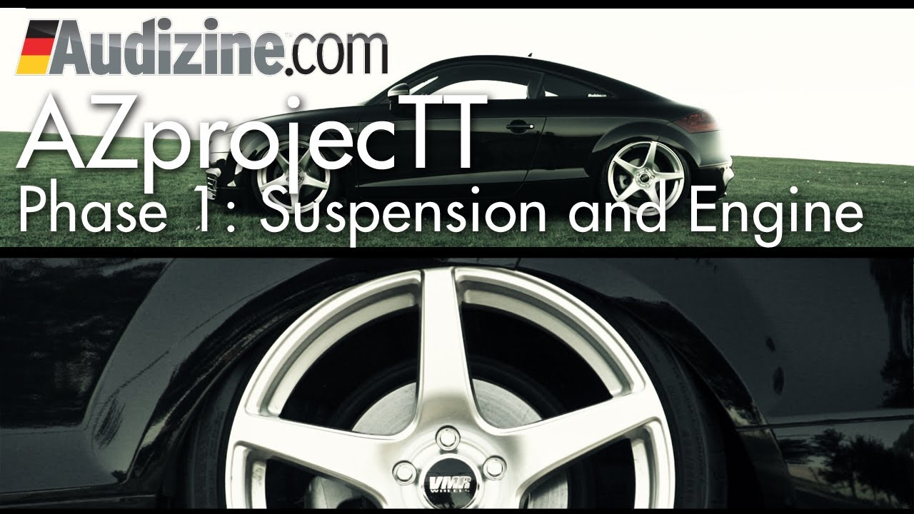 the azprojectt phase 1 of the audizine mk2 audi tt build youtube. Black Bedroom Furniture Sets. Home Design Ideas