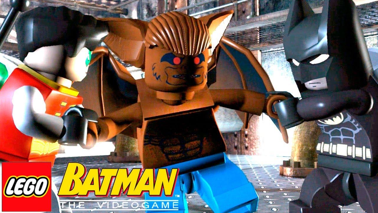 Lampada Lego Batman : Morcego gigante no zoolÓgico lego batman the videogame #9 youtube