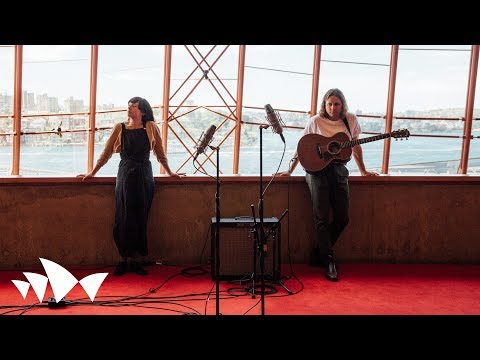 """Kevin Morby & Waxahatchee cover """"It Ain't Me Babe"""" 