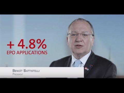 EPO President Benoît Battistelli on the Annual Report 2015