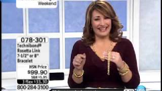 Colleen Lopez Cracks Up Laughing on HSN Live TV