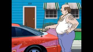 Aqua Teen Hunger Force - Who Did This To My Freaking Car!?