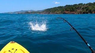 O GIGANTE ATACOU!!! Pescaria.