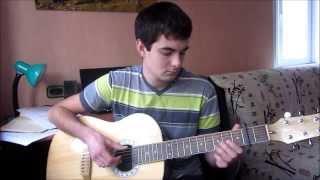 Мелодия ангелов (на гитаре)