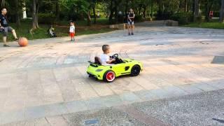JDC兒童電動車改裝動力滑胎,甩尾