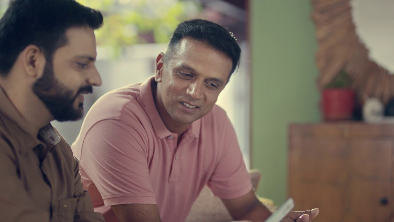 Rahul Dravid meets Google Pixel 3 | Google Lens