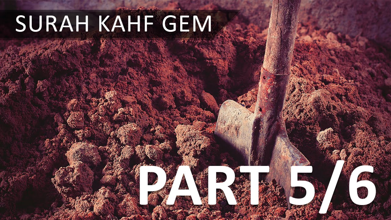 Story of Musa and Khidr (Part 5/6) - Surah Al Kahf in-depth