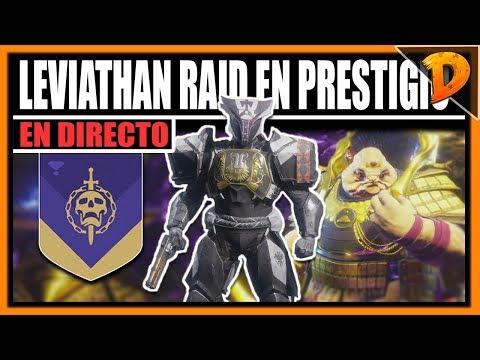 Destiny 2   Leviathan en Prestigio RAID en DIRECTO (CNMD)