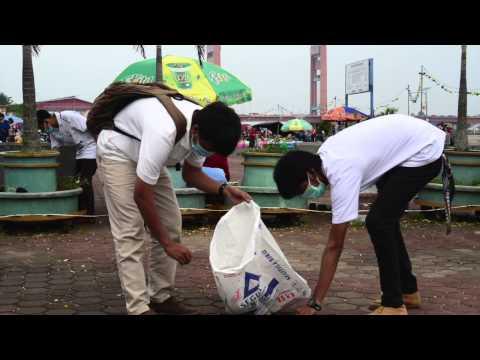 Filler Earth Hour Palembang 2014 - Dokumenter Multimedia IF UNSRI 2014