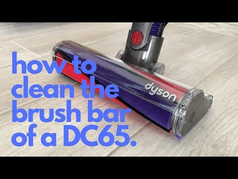 Dyson Burning Smell Beater Bar Brush Stuck DC14 Not Wor ...