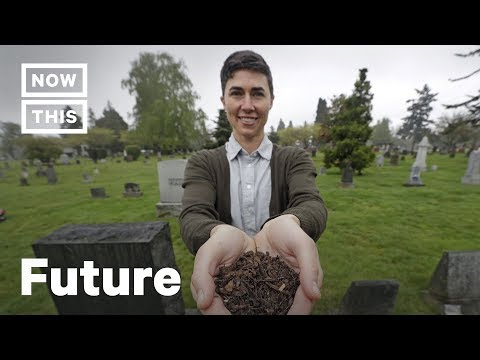 You Can Now Compost Human Bodies in This U.S. State | NowThis