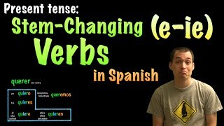 Boot Verbs In Spanish