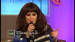"""Raidījums """"Vilciens Rīga - Valka"""" - 25.02. plkst. 19:45"""