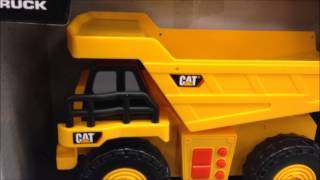 Current Caterpillar Dump Truck Toy With Sounds And Its Under $8
