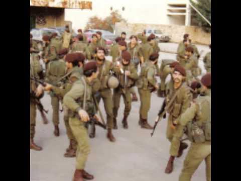 Lebanese forces song نحنا جنود الحربة