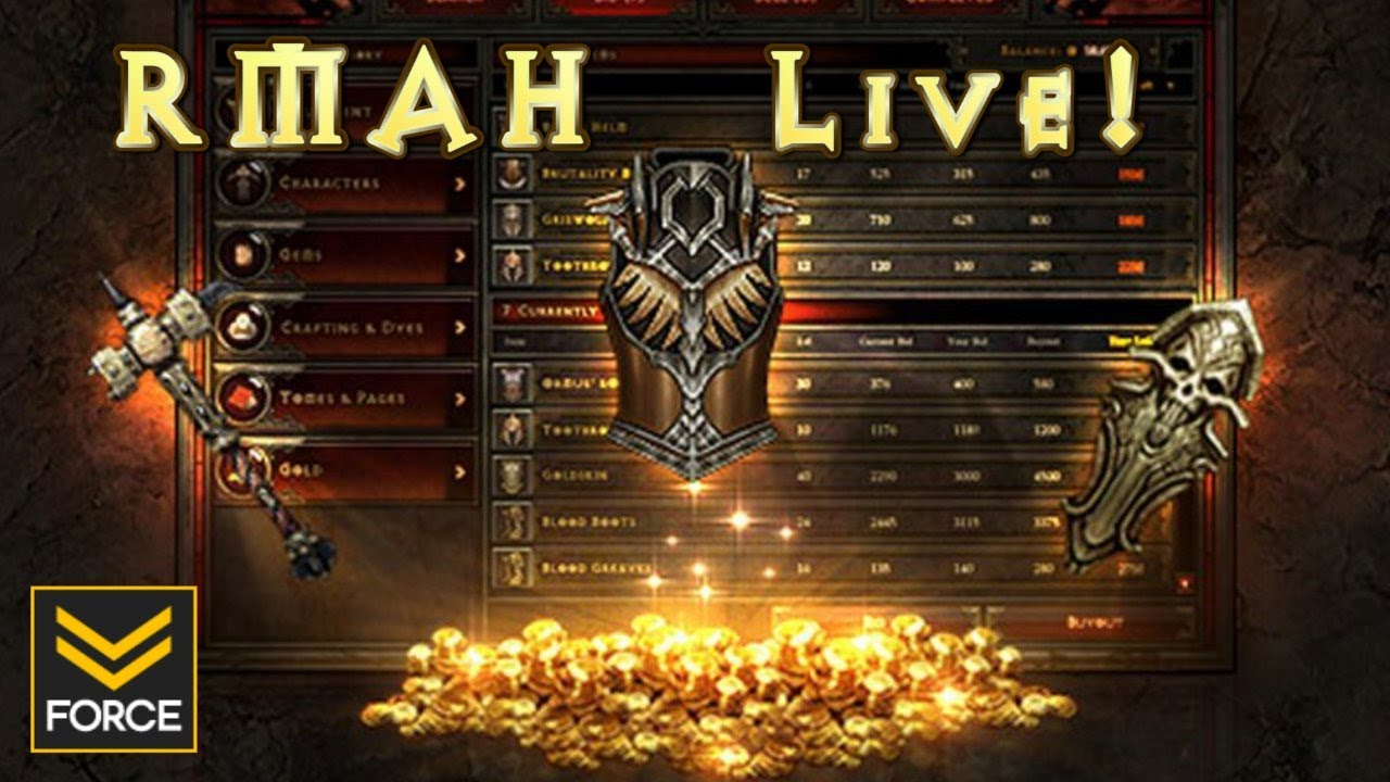 Diablo III's failed Auction House: Why true ownership won't