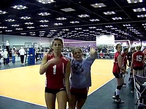 2009 MEQ Mideast Qualifier - Panther VBC 16-1s Second Day Third Match