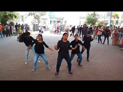 KCYM Kothad's flash mob @ St. Fransis Assisi cathedral