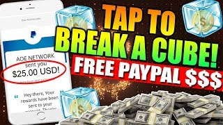 Gambar cover Make $25 in Paypal from Tapping a Cube! (Money Cube)