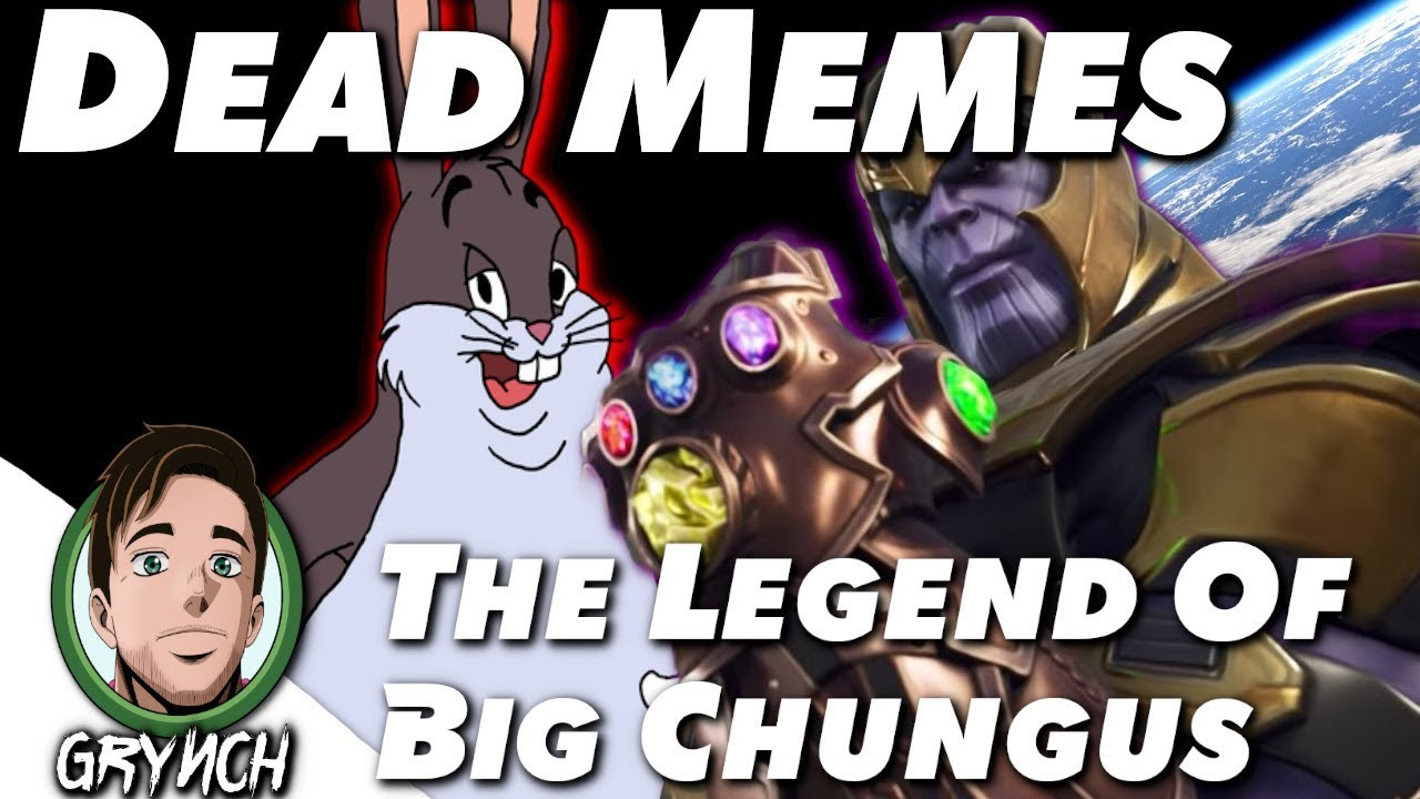 Legend Of Big Chungus Dead Memes The Game Youtube