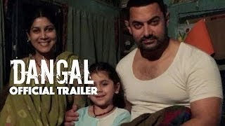 Dangal Trailer review | First Look Out | Amir Khan, Sakshi Tanwar | Aamir Khan Productions