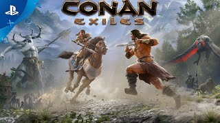 Conan Exiles - Free Update: Mounts and Mounted Combat | PS4