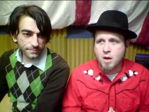 Event promoters Mehmet Dede and Scott Kettner interview @ Littlefield (NY) Dec 10, 2010