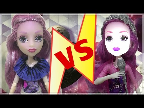 MONSTER HIGH ARI HAUNTINGTON SINGING POPSTAR REVIEW & DOLL COMPARISON TO WELCOME TO MONSTER HIGH