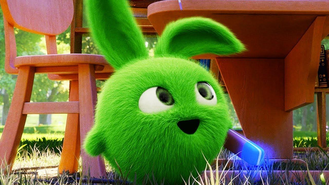Ver Sunny Bunnies – BORRADOR MÁGICO | Dibujos animados para niños | WildBrain en Español en Español
