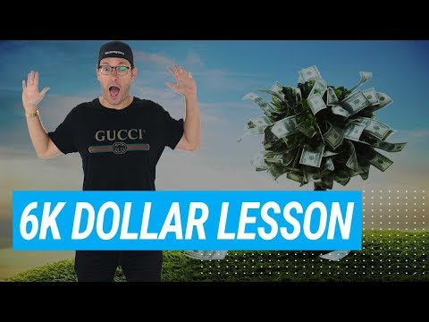 The $6k Trading Lesson My Student Learned
