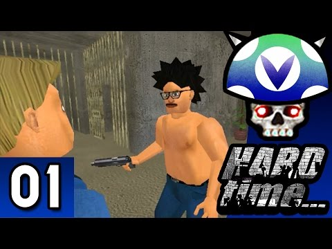 [Vinesauce] Joel - Hard Time ( Part 1 )
