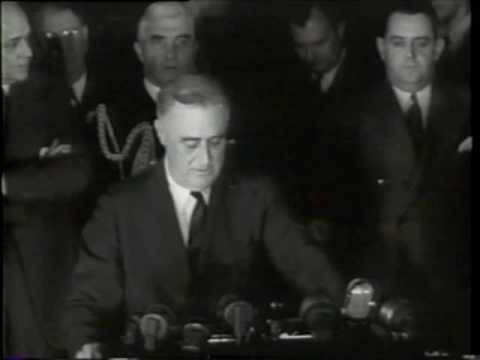 FDR at the Selective Service Draft Lottery, October 1940