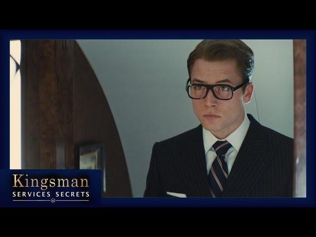 Kingsman : Services Secrets - Bande annonce exclusive [Officielle] VF HD