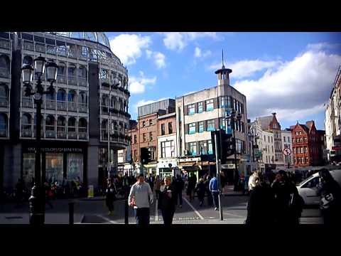 Dublin St Stephens Green shopping centre