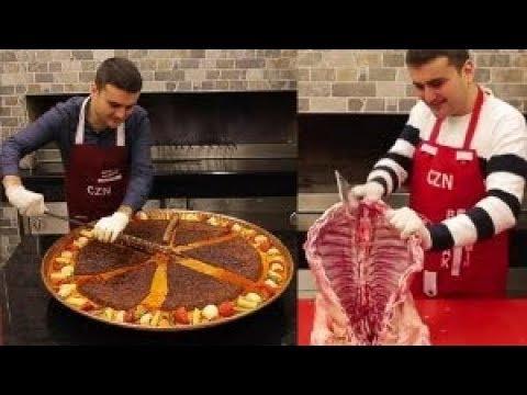 兀噩賲賱 賲丕 賯丿賲 賲賳 兀賰賱丕鬲 丕賱卮賷賮 丕賱鬲乇賰賷 (丕賱毓丕賱賲賷) 亘賵乇丕賰 - Turkish Chef Burak 脰zdemir
