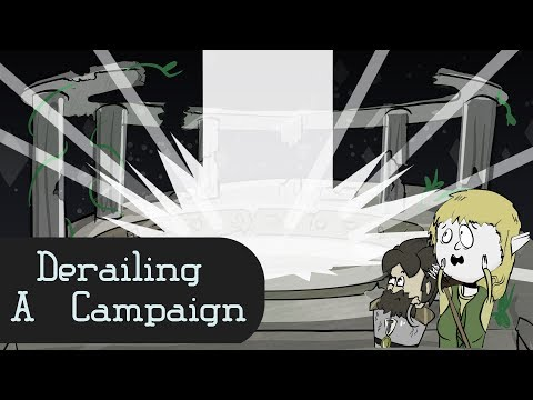 How My Players Derailed My Entire Tabletop RPG Campaign I Had Planned (I was okay with it)
