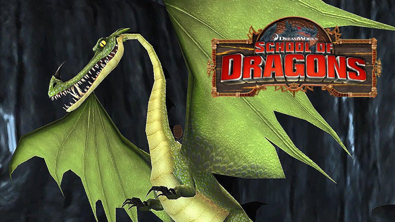 School of Dragons: Dragons 101 - The Windwalker - YouTube