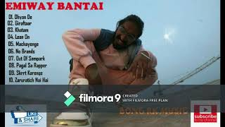 EMIWAY BANTAI Hip Hop Best Songs 2020 /MP3 Song