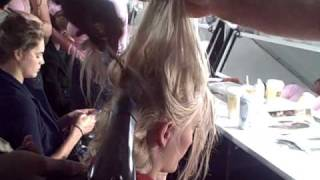 Lela Rose NYFW Spring 2010 Beauty Thumbnail