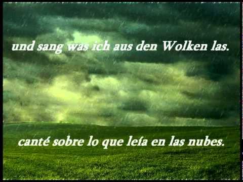 Nargaroth - Wenn Regen liebt (sub German - Spanish)